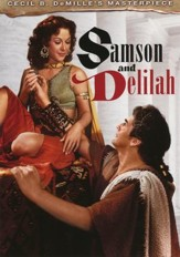 Samson and Delilah (1949), DVD