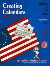 Creating Calendars - Monthly & Yearly, Grades K-3