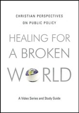 Healing For a Broken World, DVD