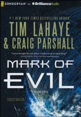 #4: Mark of Evil - unabridged audiobook on CD