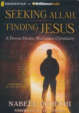 Seeking Allah, Finding Jesus: A Devout Muslim's Journey to Christ - unabridged audiobook on MP3 CD