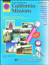 The Best Ever Book About California Missions