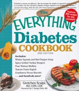 The Everything Diabetes Cookbook, 2nd Edition