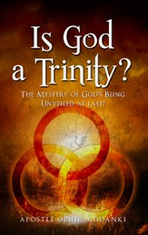 Is God a Trinity?: The Mystery of God's Being Unveiled at Last! - eBook