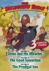 The Beginner's Bible: Volume 3, DVD