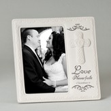 Love Never Fails Photo Frame, Small