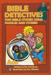 Bible Detectives: Acts