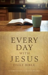 HCSB Every Day with Jesus Daily Bible - eBook