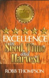 Excellence in Seed, Time, and Harvest - eBook