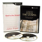 God is The Gospel--DVD & Study Guide
