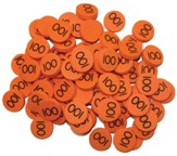 Singapore Math Place Value Disks - Hundreds (100 Disks)