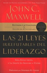 Las 21 Leyes Irrefutables del Liderazgo  (The 21 Irrefutable Laws of Leadership)    - Slightly Imperfect