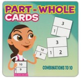 Part Whole Cards