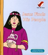 Sent to Save: Jesus Finds His People, Board Book