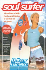 Soul Surfer: A True Story of Faith, Family, and Fighting to Get Back on the Board (slightly imperfect)