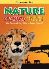 Nature for Kids Beginning Spanish