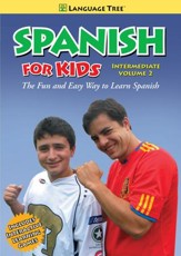 Spanish for Kids Intermediate Volume 2