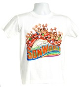 SonWorld Adventure Child's T-Shirt, Medium