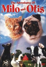 The Adventures of Milo and Otis, DVD