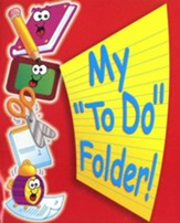 My To Do! Pocket Folder