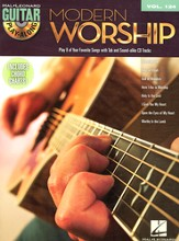 Modern Worship (Guitar Play-Along Book & CD)