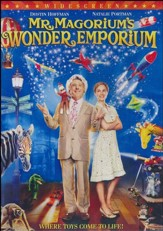 Mr. Magoriums Wonder Emporium DVD