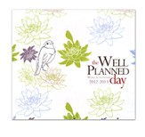 The Well-Planned Day Wall Calendar (July 2012 - June 2013)