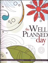 The Well-Planned Day Homeschool Planner (July 2013 - June 2014)