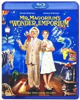 Mr. Magorium's Wonder Emporium, Blu-ray