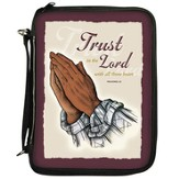 Trust In The Lord, Organizer Bible Cover