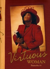Virtuous Woman Journal, Mature, African American