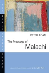 The Message of Malachi - eBook