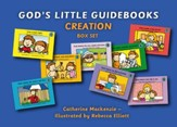 God's Little Guidebooks Creation, 8 Books Box Set