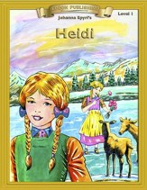 Heidi: Classic Literature Easy to Read / Abridged - eBook
