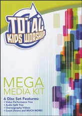Total Kids Worship Mega Media Pack