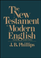 New Testament in Modern English - eBook