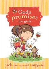 God's Promises for Girls - eBook