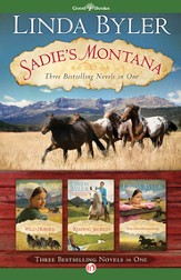 Sadie's Montana Trilogy   - eBook