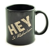 Duck Commander Signatur Mug Hey Si Green