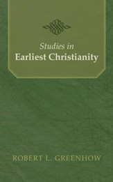 Studies in Earliest Christianity - eBook