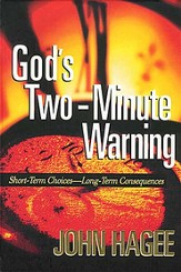 God's Two-Minute Warning - eBook