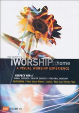 iWorship@Home, Volume 15 DVD-Rom