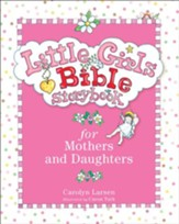 Little Girls Bible Storybook for Mothers and Daughters / Revised - eBook