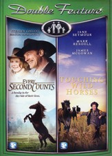 Every Second Counts/Touching Wild Horses, Double Feature DVD