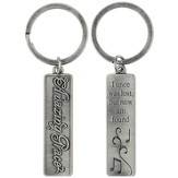Amazing Grace Keyring
