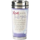 Lord, You Are the True Comforter Travel Mug
