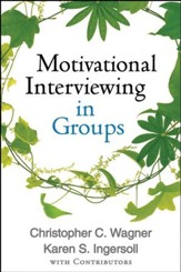 Motivational Interviewing in Groups