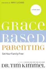 Grace-Based Parenting - eBook