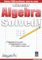 Linear Algebra Solved! CD-Rom