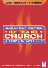 Early Church; Acts GFG